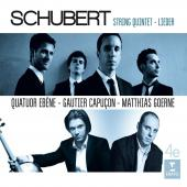 Album artwork for Schubert: String Quintet & Lieder