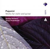 Album artwork for Paganini: Violin and Guitar Works