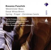Album artwork for R. Panufnik: Westminster Mass, Missa Brevis, etc.