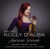 Album artwork for Rachel Koly d'Alba: American Serenade