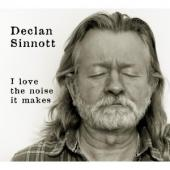 Album artwork for Declan Sinnott: I Love the Noise it Makes
