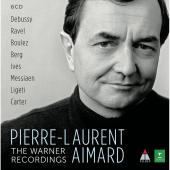 Album artwork for AIMARD: WARNER RECORDINGS