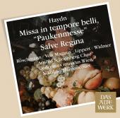 Album artwork for HAYDN: MISSA IN TEMPORE BELLI; SALVE