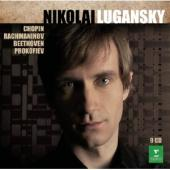 Album artwork for NIKOLAI LUGANSKY