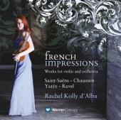 Album artwork for Rachel Kolly d'Alba: French Impressions