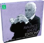 Album artwork for MAURICE ANDRÉ EDITION: Suites, Dances, Arrang