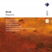 Album artwork for Verdi: Requiem / Domingo, Meier, Barenboim