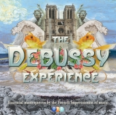 Album artwork for DEBUSSY EXPERIENCE