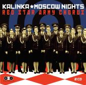 Album artwork for KALINKA & MOSCOW NIGHTS