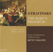 Album artwork for Stravinsky: The Rake's Progress / Nagano