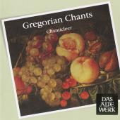 Album artwork for Chanticleer: Gregorian Chants