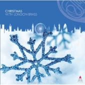 Album artwork for Christmas With London Brass