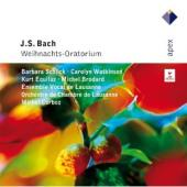 Album artwork for WEIHNACHTSORATORIUM BWV 248