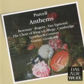 Album artwork for PURCELL: ANTHEMS