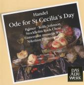 Album artwork for ODE ST CECILIAS DAY