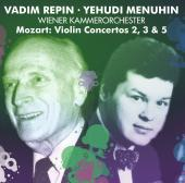 Album artwork for Mozart: VIOLIN CONCERTOS NOS. 2, 3 & 5