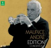 Album artwork for V 1 MAURICE ANDRE EDITION: CONCERTOS