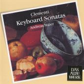 Album artwork for Clementi: Keyboard Sonatas (Staier)