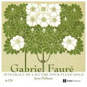 Album artwork for Faure: Complete Works for Piano 4-CD set
