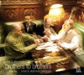 Album artwork for BOULOU & ELIOS FERRÉ : BROTHERS TO BROTHERS