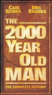 Album artwork for 2000 Year Old Man - The complete History