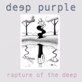 Album artwork for RAPTURE OF THE DEEP