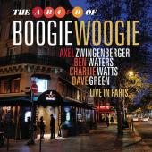 Album artwork for A.B.C.D. of Boogie Woogie - Live in Paris