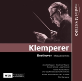 Album artwork for Beethoven: Missa Solemnis (Klemperer)