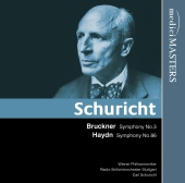 Album artwork for Bruckner: Symphony no. 3 / Haydn: Symphony no. 86