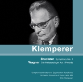 Album artwork for Klempere conducts Bruckner & Wagner