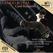Album artwork for Carel Kraayenhof: Tango Royal