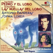 Album artwork for PEDRO Y EL LOBO / LAS HUELLAS DEL LOBO