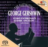Album artwork for FASCINATING GEORGE GERSHWIN