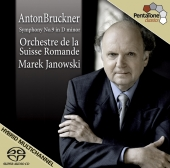 Album artwork for Bruckner: Symphony No. 9 (Janowski)