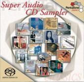 Album artwork for SUPER AUDIO CD SAMPLER