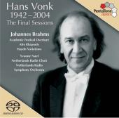 Album artwork for HANS VONK - THE FINAL SESSIONS
