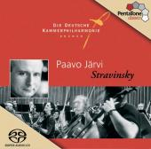 Album artwork for Stravinsky: Suite from L'Histoire du Soldat