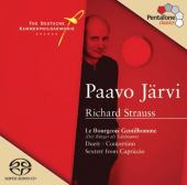 Album artwork for Strauss: Le Bourgeois gentilhomme / P. Jarvi