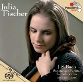 Album artwork for Bach: Sonatas & Partitas for Solo Violin / Fischer