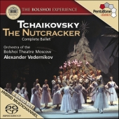 Album artwork for TCHAIKOVSKY - THE NUTCRACKER