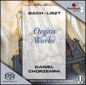 Album artwork for ORGAN WORKS