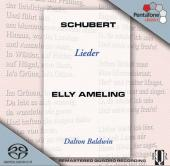 Album artwork for Schubert: LIEDER / Ameling