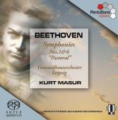Album artwork for Beethoven: SYMPHONIES 1 & 6