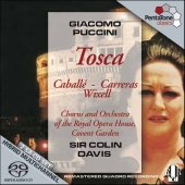 Album artwork for Puccini: TOSCA, Caballe, Carreras