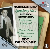 Album artwork for Rachmaninov- Symph no.2 / Rimsky-Korsakov - Capric