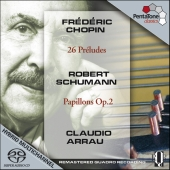 Album artwork for CHOPIN: COMPLETE PRELUDES / Arrau