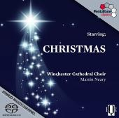 Album artwork for Winchester Cathedral Choir: Starring Christmas