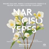 Album artwork for GUITAR CONCERTOS / Yepes