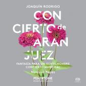 Album artwork for RODRIGO: CONCIERTO D'ARANJUEZ