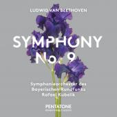 Album artwork for Beethoven: SYMPHONY 9 / Kubelik